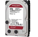 HDD Western Digital RED NAS WD40EFAX, 4TB, SATA 6GB/s, 256MB cache.