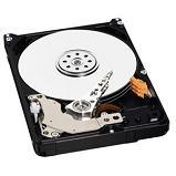 HDD Notebook Western Digital Scorpio Blue, WD5000LPCX, 500GB, 8MB, SATA 2, 5400 rpm