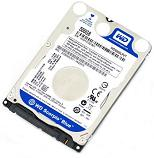 HDD intern notebook WD 2.5, 500GB, Black, SATA3, 7200rpm, 32MB