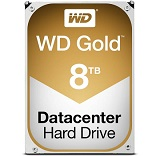 Hdd intern WD, WD8003FRYZ, seria WD Gold, 8Tb, SATA 6Gb/s, 7200Rpm, 256MB