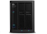 NAS WD, 2 Bay, Diskless, Intel Atom C2350 1.7 GHz Dual Core , 1 GB RAM,  JBOD  and Spanning
