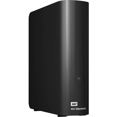 HDD extern WD, Elements, 4TB, 2.5inch, USB3.0, negru, WDBWLG0040HBK