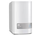 Storage WD,  6TB, Dual-drive storage, Mirrored data protection