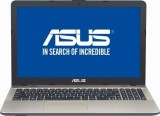 Laptop Asus VivoBook X541NA-GO120, 15,6HD, N3350, 500GB HDD, 4GB DDR, DVD, WLAN, BT, Chocolate Black