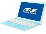 Laptop Asus VivoBook X541UA-GO1265D, 15,6HD, i3-6006U, 500GB HDD, 4GB DDR4, DVD, WLAN, BT, Aqua Blue