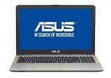 Laptop Asus VivoBook X541UA-GO1373T, 15,6 HD, i3-7100, 500GB HDD, 4GB DDR4, WLAN, BT, Chocolate Black, Win 10 Home