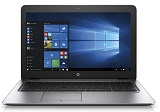 Laptop HP EliteBook 850 G4, 15.6 HD, i5-7200U, 4GB DDR4, 500 GB HDD AC, BT, FPR, Win 10 Pro