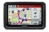 GPS Garmin DEZL 770LMT, 7 in TFT,  pentru camioane, Voice-activated, Bluetooth, Romania