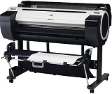 Plotter Canon imagePROGRAF iPF785, format A0, 36 inch, USB 2.0 + LAN + Stand