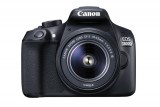 Camera foto Canon EOS-1300D + EFS18-55, 18MP, CMOS,3