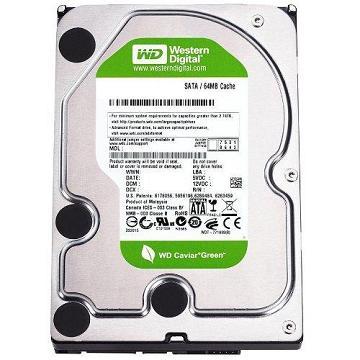 HDD Intern 4TB WD seria AV-GP, SATA 6 Gb/s, IntelliPower, 64MB